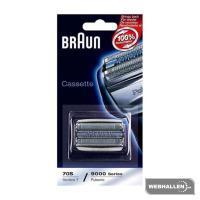 Braun 70S, teräverkko ja terä