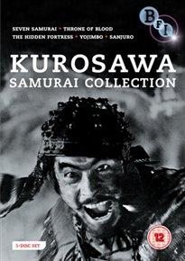 Akira Kurosawa - The Samurai Collection, elokuva