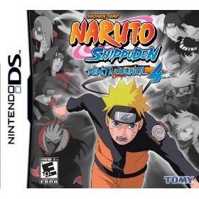 Naruto Shippuden Ninja Council, Nintendo DS -peli