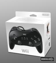 Nintendo Wii Classic Pro -ohjain