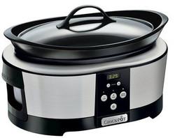 Crock-Pot 5,7 L, haudutuspata