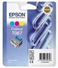 Epson T067040, mustekasetti