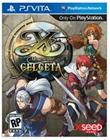 Ys: Memories of Celceta, PS Vita -peli