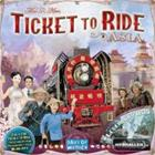 Menolippu Aasia (Ticket to ride Asia) LAUTA