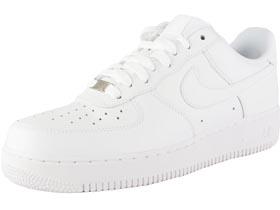 Nike: Air Force 1 '07, Valkoinen