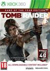 Tomb Raider (2013) Game of the Year Edition, Xbox 360 -peli