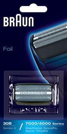 Braun 30B Series 3, teräverkko ja terä