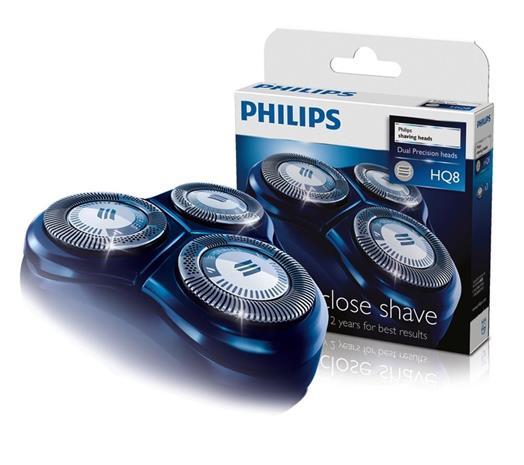 Philips HQ8/50, teräyksiköt