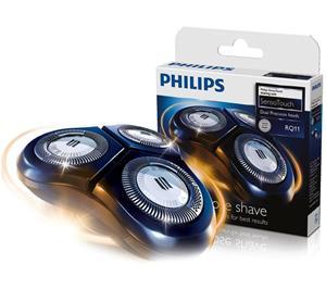Philips Shaver series 7000 RQ11/50 SensoTouch, partakoneen ajopää