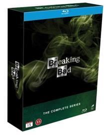 Breaking Bad: Kaudet 1-5 (Blu-Ray), TV-sarja