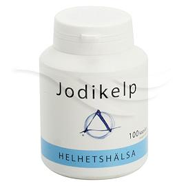 Helhetshälsa Jodikelp, 100 tabl.