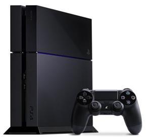 PlayStation 4 (PS4, 500 GB), pelikonsoli