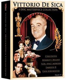 Vittorio De Sica - Masterpiece collection (5-disc), elokuva