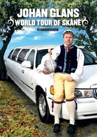 Johan Glans world tour of Skåne, elokuva