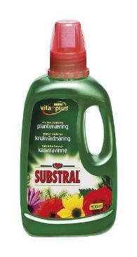 Substral, kasviravinne 500 ml
