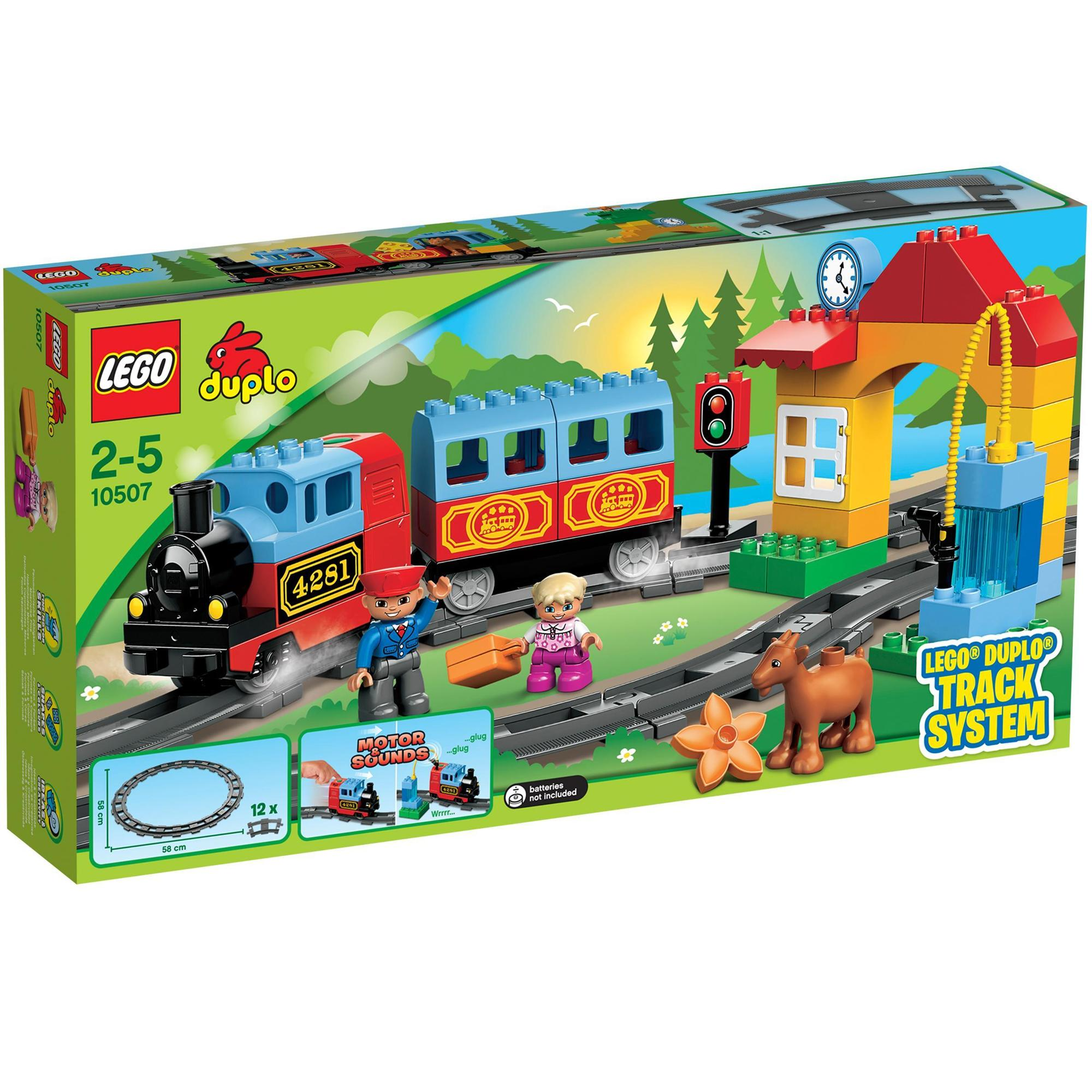Lego Duplo 10507 Ensimmäinen Junani Hinta 37