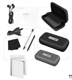 Nintendo 3DS starter kit, Nintendo 3DS -tarvike
