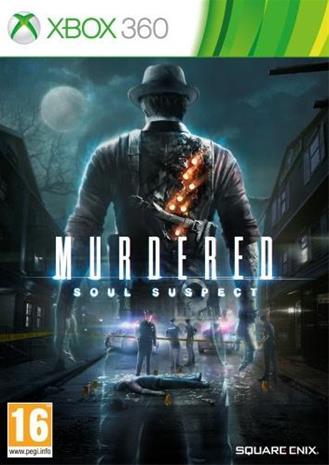 Murdered: Soul Suspect, Xbox 360 -peli