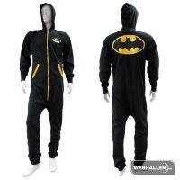 Batman Jumpsuit Black Logo, haalarit