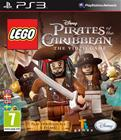 LEGO Pirates Of The Caribbean: The Video Game, PS3-peli