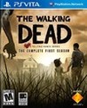 The Walking Dead: A Telltale Game Series, PS Vita -peli