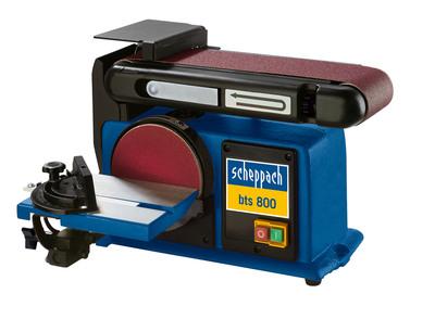 Scheppach BTS800, nauhahiomakone