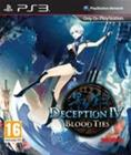 Deception IV (4) - Blood Ties, PS3-peli