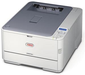 Oki C531dn, tulostin