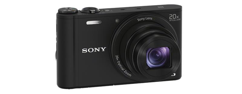 Sony DSC-WX350, kamera