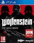 Wolfenstein: The New Order, PS4-peli
