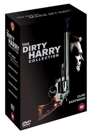 Dirty Harry Collection, elokuva