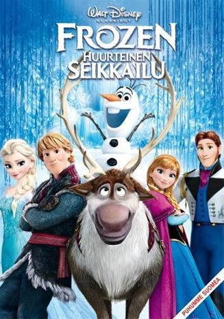 Frozen: Huurteinen seikkailu (Frozen), elokuva