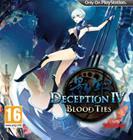 Deception IV (4) - Blood Ties, PS Vita -peli