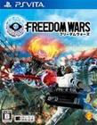 Freedom Wars, PS Vita -peli