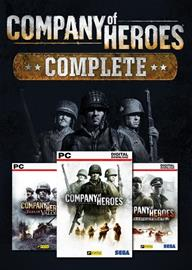 Company of Heroes Complete Collection, PC-peli