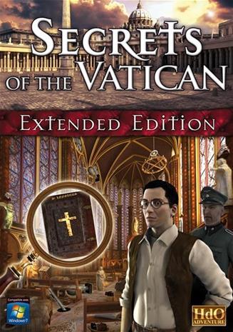 Secrets Of The Vatican: The Holy Lance, PC-peli
