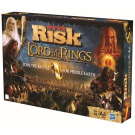 Risk - Lord of the Rings, lautapeli