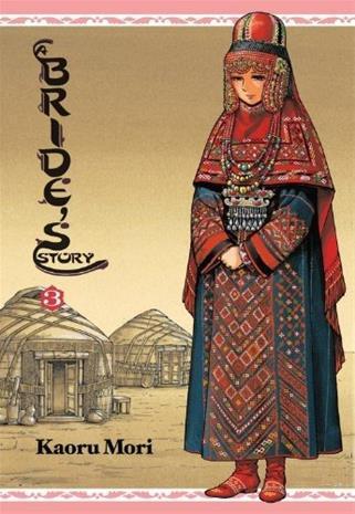 A Bride's Story, Vol. 3 (Kaoru Mori), kirja