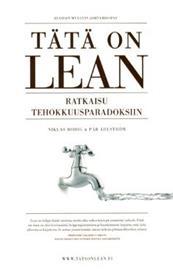 Tätä on Lean (Niklas Modig Pär Åhlström), kirja
