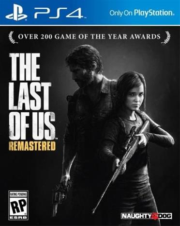 The Last Of Us: Remastered, PS4-peli