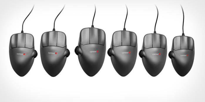 Contour Design Contour Mouse L, langallinen hiiri