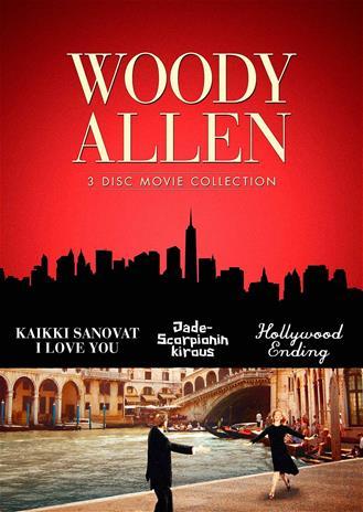 Woody Allen Collection Vol.1 (5 disc), elokuva
