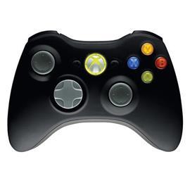 Microsoft Xbox 360 Wireless Controller, Xbox 360 -peliohjain