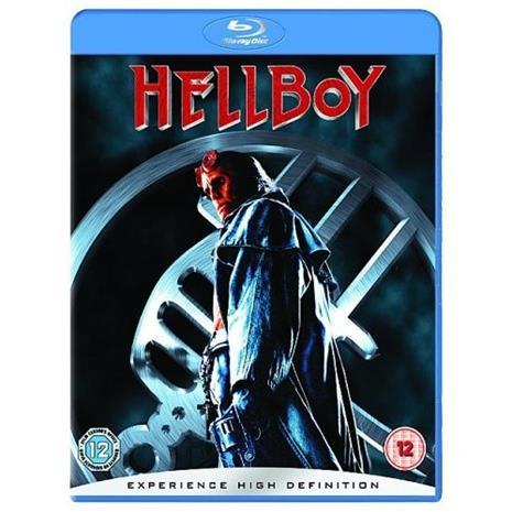 Hellboy (Blu-ray), elokuva