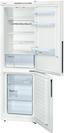 Bosch KGV36VW32, jääkaappipakastin