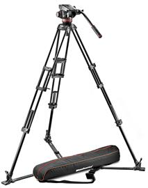 Manfrotto MVH502A,546GB-1, videojalusta