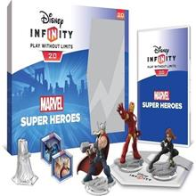 Disney Infinity 2.0 Marvel Super Heroes Starter Pack, PS4-peli