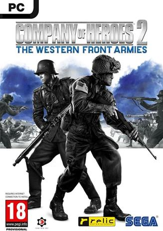 Company of Heroes 2 - The Western Front Armies (lisäosa), PC-peli
