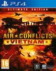 Air Conflicts - Vietnam, PS4-peli