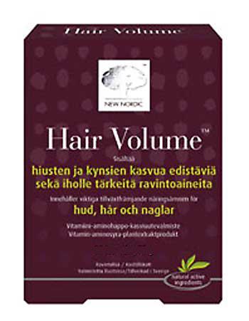Hair Volume, 90 tabl.